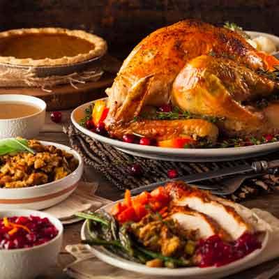 Thanksgiving Dinner Mountainside