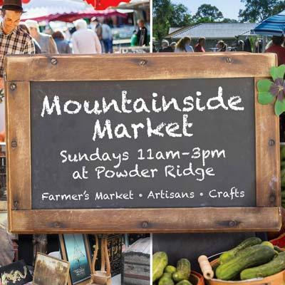 Sunday's Mountainside Market